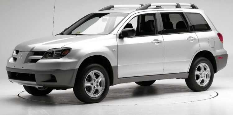 2005 Mitsubishi Outlander SUV 4WD