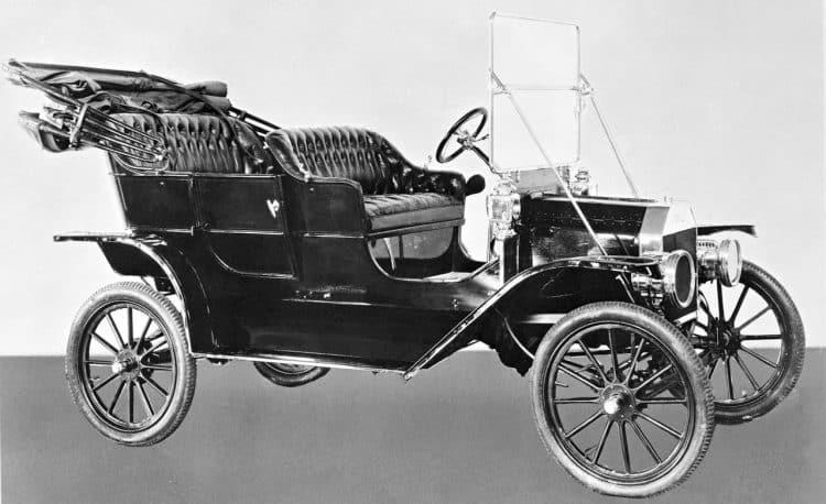 Ford Modelo T, 1908