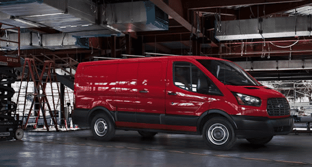 Coche Ford Transit