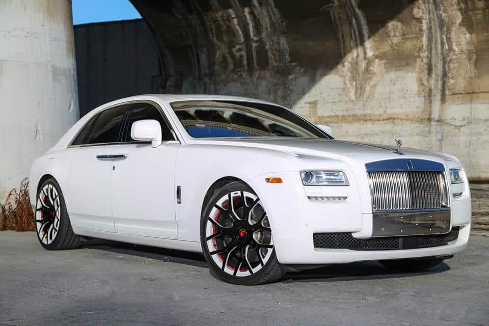 Forgiato Rolls Royce Ghost ¿Quieres ruedas de lujo para tu coche? Busque estas 5 empresas