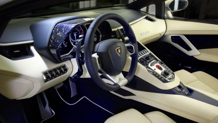 Lamborghini dorado 4