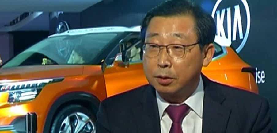 Han Woo Park 10 cosas que no sabías sobre el CEO de Kia, Han Woo Park