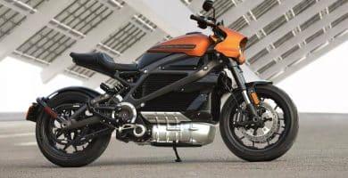 Harley Livewire Una mirada más cercana a la motocicleta eléctrica Harley-Davidson LiveWire 2020