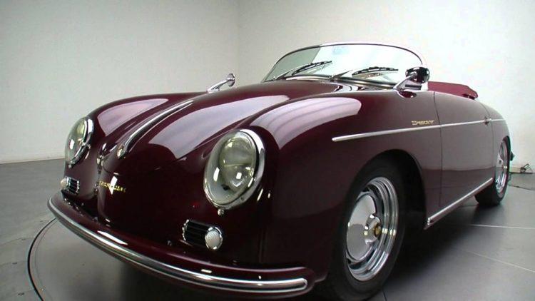 Hi Historia y evolución del Porsche 356