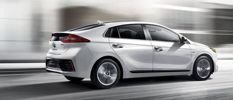 Hyundai Ioniq Los 10 coches eléctricos más esperados para 2018