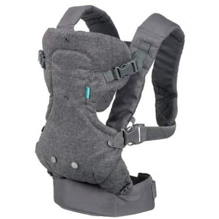 Infantino Flip Advanced 4 in 1 Convertible Baby Carrier Gray The five best convertible baby carriers on the market today