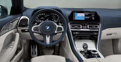 Interior of a BMW ¿Qué diferencia el interior de un BMW de otros automóviles?