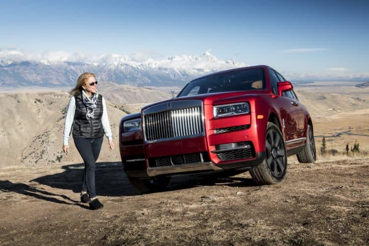 JL86425 El Rolls-Royce entre los SUV: el Rolls-Royce Cullinan 2019