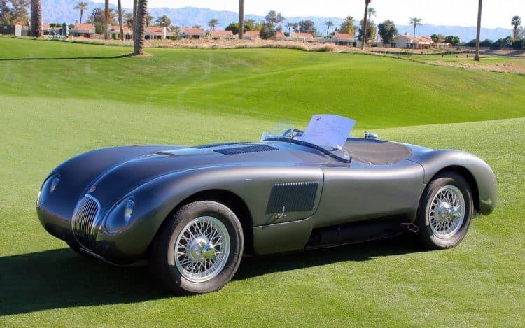 Jaguar C type roadster Los cinco mejores modelos de Jaguar de edición limitada de todos los tiempos