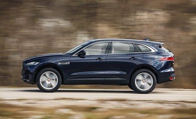 Jaguar F Pace Los diez SUV más importantes de 2018 a tener en cuenta