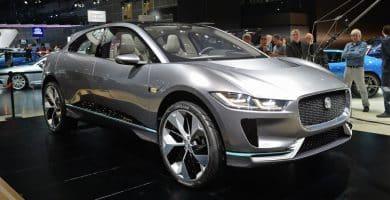 Jaguar I Pace Concept Electric SUV for 2018 1 El SUV eléctrico Jaguar I-Pace Concept para 2018