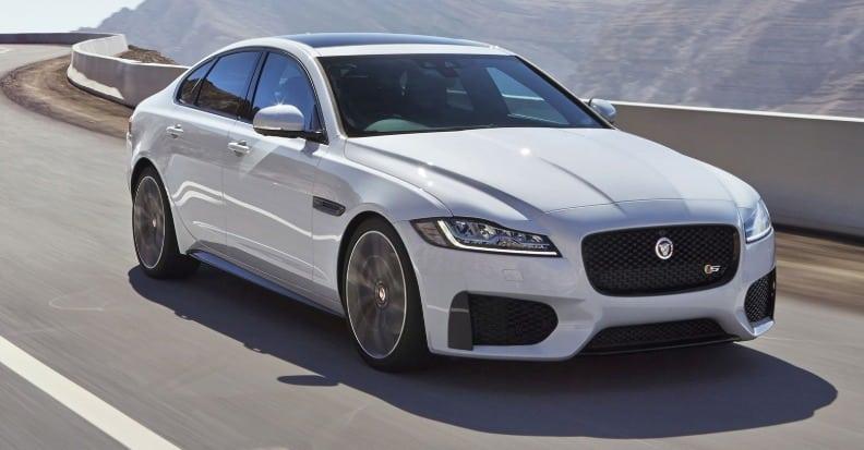 Jaguar XF Historia y evolución del Jaguar XF