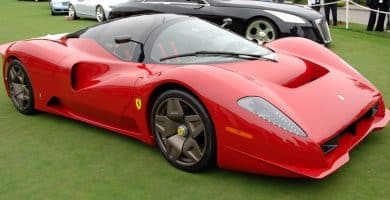 James Glickenhaus Ferrari P45 Cinco Ferrari decorados que te encantarán