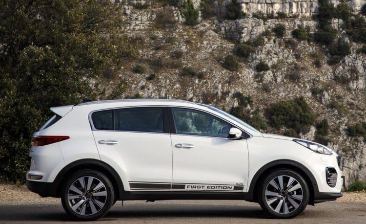 Kia Sportage 1 1 Los diez SUV más importantes de 2018 a tener en cuenta