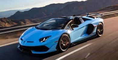 Lamborghini Aventador Lamborghini Aventador vs.Bugatti Chiron: ¿Quién gana?
