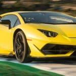 Lamborghini Aventador LP770 4 SVJ Los cinco mejores modelos de Lamborghini Aventador de todos los tiempos