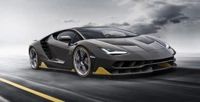 Lamborghini Centenario Los 10 modelos Lamborghini de edición especial más geniales de todos los tiempos