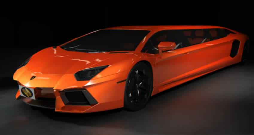 Lamborghini Limo ¿Existe algo como una limusina Lamborghini?