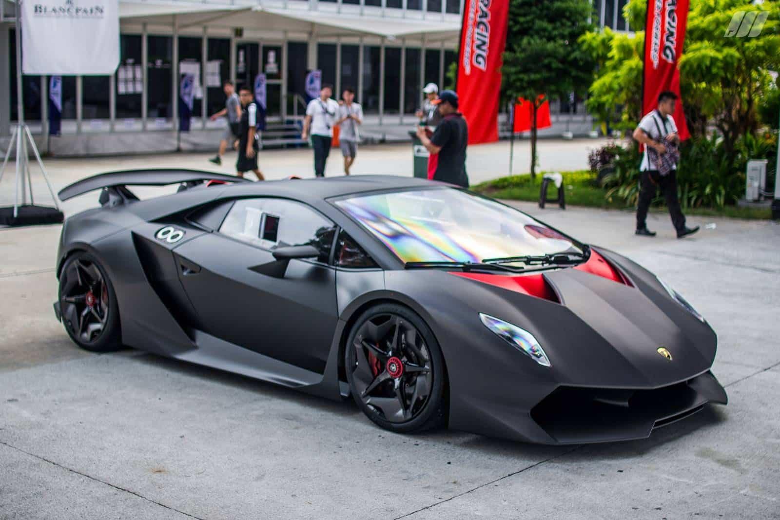 Lamborghini Sesto Elemento 3 .La corta duración del Lamborghini Sesto Elemento
