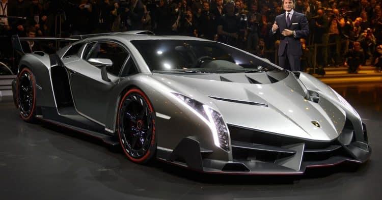 Lamborghini Veneno 20 hechos que nunca supo sobre Lamborghini