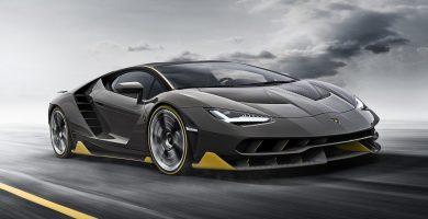 Lamborghini centenario 1 10 cosas que no sabías sobre el Lamborghini Centenario