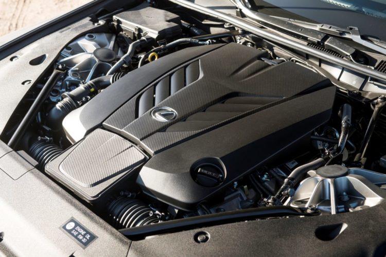 Motor Lexus 2