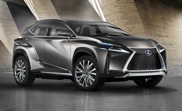 Lexus NX La historia y la evolución del Lexus NX