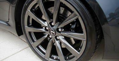 Lexus Wheels Lo que hace que las ruedas Lexus sean diferentes de otras ruedas de automóvil