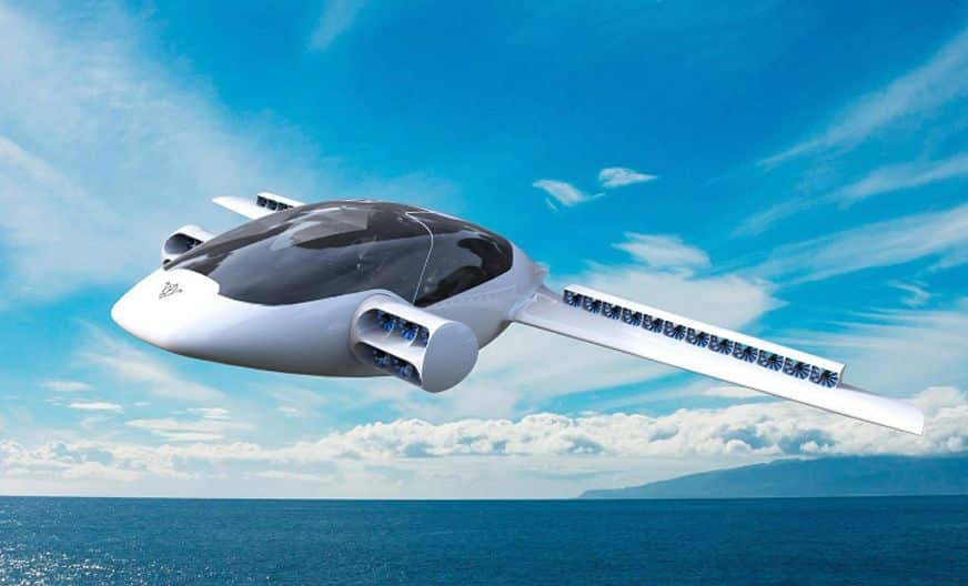 Lilum Aviation Cambiando el juego en vuelo eléctrico