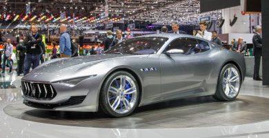 Maserati Alfieri Los 10 mejores modelos de automóviles Maserati de todos los tiempos