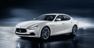 Maserati Ghibli La historia y evolución del Maserati Ghibli
