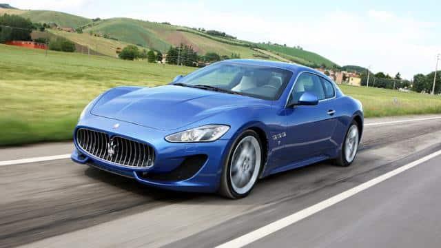 Maserati GranTurismo 20 datos curiosos que no sabías sobre Maserati
