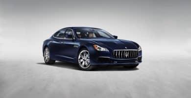 Maserati Quattroporte Cuando un arrendamiento de Maserati tiene más sentido que una compra de Maserati