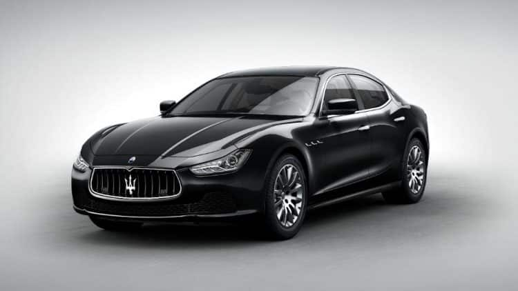 Maserati S Q4 Ghibli 20 datos curiosos que no sabías sobre Maserati