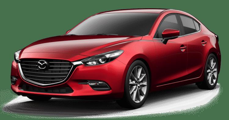 Mazda 3 Los 20 autos más confiables de 2017