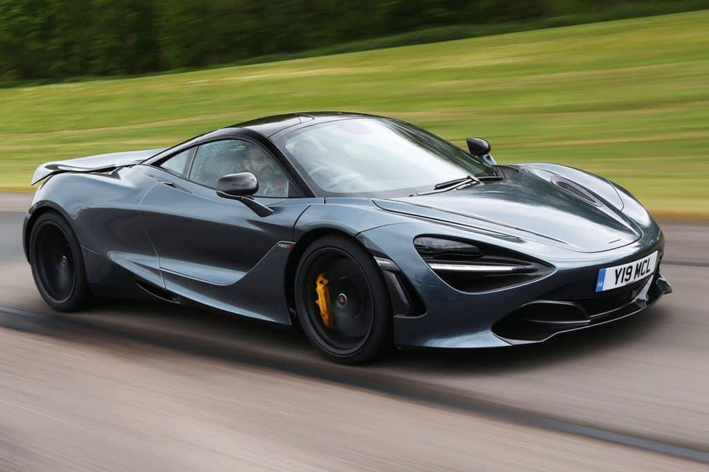McLaren 1 ¿McLaren se ha arruinado alguna vez?