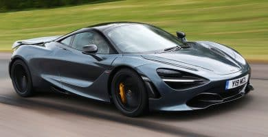 McLaren 1 ¿Puedes alquilar un McLaren? ¿Si es así, donde?