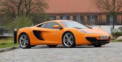 McLaren 12C 10 cosas que no sabías sobre el McLaren 12C