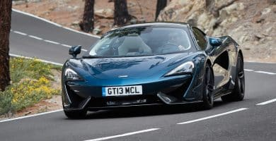 McLaren 570GT ¿Qué diferencia a los neumáticos de McLaren de otros coches?