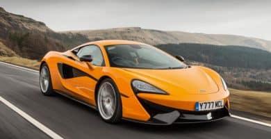 McLaren 570S 1 El McLaren 570S: descripción y revisión