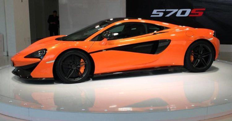 Modelos McLaren