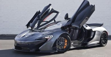 McLaren P1 1 La historia y evolución del McLaren P1
