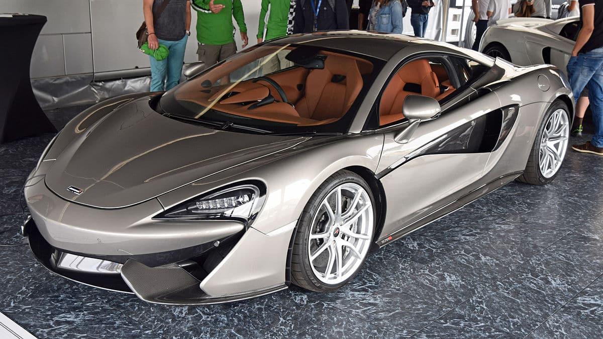 McLaren 570S 1 La historia y evolución de los McLaren 570