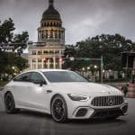 Mercedes AMG GT 4 Door 10 modelos de autos deportivos que necesitan actualizar su apariencia