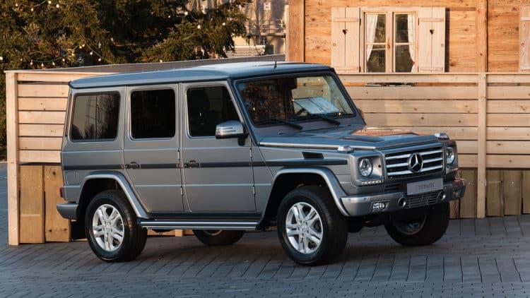 Mercedes Benz G Wagen Los 20 mejores modelos de Mercedes de todos los tiempos