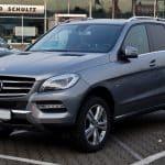 Mercedes Benz ML 250 BlueTEC 4MATIC W 166 – Frontansicht 24. Marz 2012 Velbert e1558470590295 Los 20 mejores modelos de SUV Mercedes de todos los tiempos