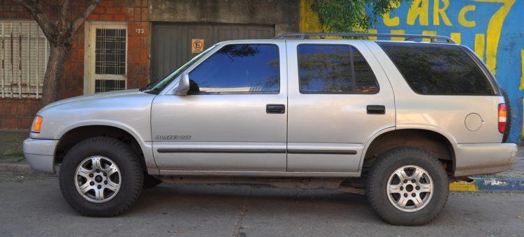Mi Blazer 02 Los 20 mejores SUV Chevy de todos los tiempos