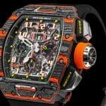 Mille Una mirada más cercana a Richard Mille RM 11-03 McLaren Chronograph