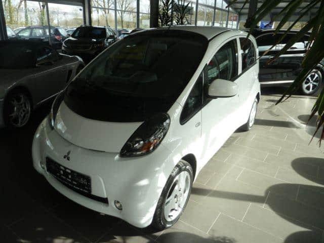 Mitsubishi I Los 10 coches eléctricos más esperados para 2018