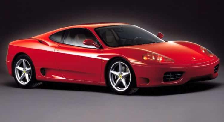 Modena 360 La historia y evolución del Ferrari 360